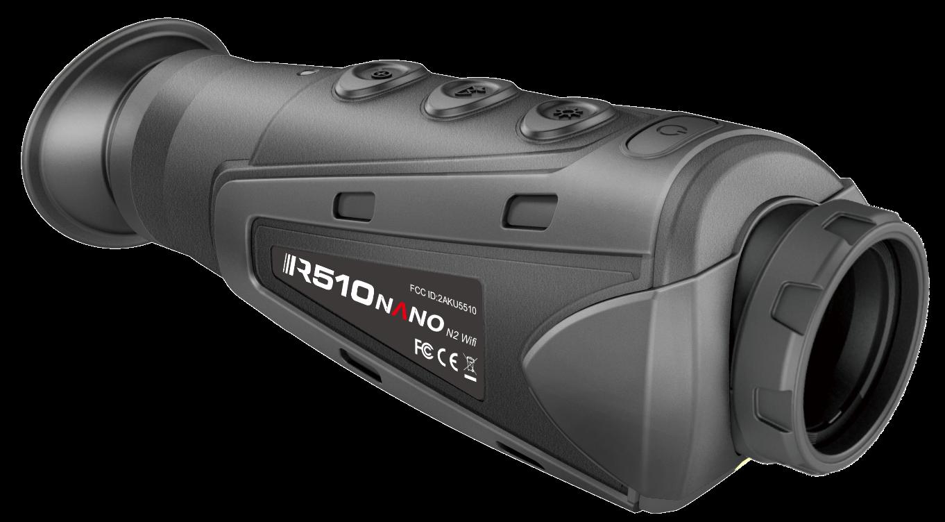 Monokular termowizyjny GUIDE IR510 Nano N2 Wi-Fi - producent termowizja sklep online